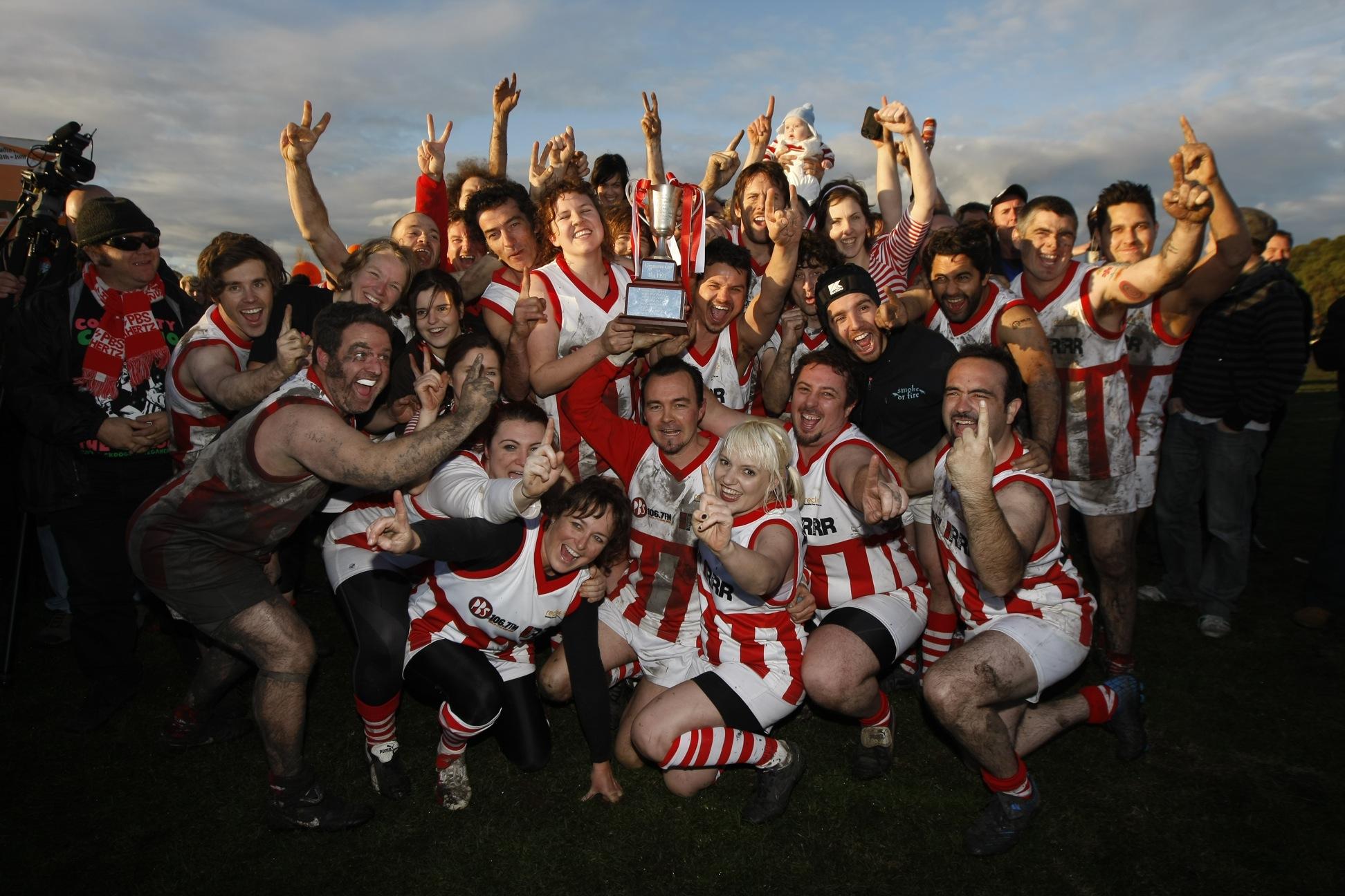 Reclink Community Cup 2010
